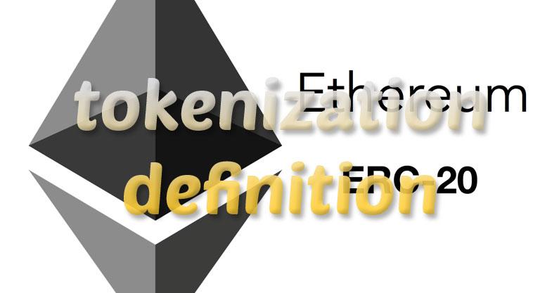 tokenization definition